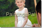 PaintingsPal Portrait Artist #11 good at impressionism and photo-like portrait