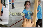 PaintingsPal Portrait Artist #9 good at painterly style oil portrait